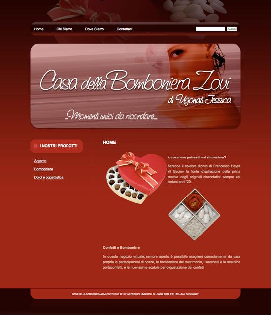 Casa della bomboniere futurama 360 di pubblicit for Siti web della casa